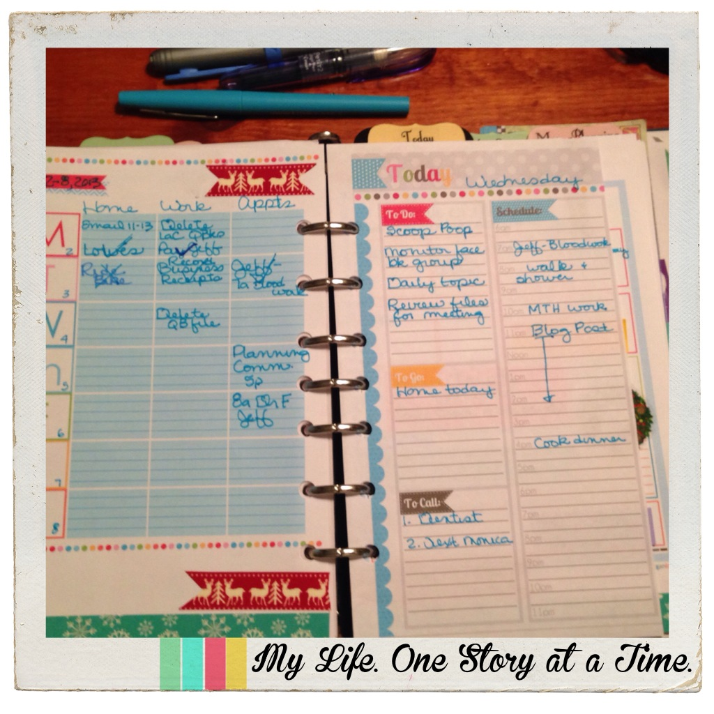 Are Paper Planners Making a Comeback by Donna McBroomTheriot RUBY – Daytimer Planner