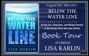 Below the Water Line banner